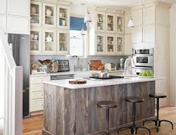 wood island kitchen distressed wood kitchen island rapflava
