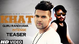 guru randhawa khat full video song ikka new punjabi song cmna