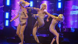 Chandelier Dance Sia Thrilled With Jim Carrey U0027s