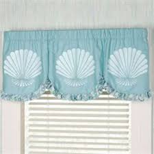 Blue Curtain Valance Swag Valances Touch Of Class