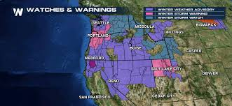Seattle Power Outage Map by Icy Mix Snow Headed For Seattle And Portland Weathernation