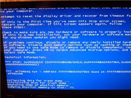 Resume From Hibernation Resume From Standby Blue Screen