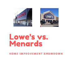 kitchen cabinets lowes or home depot home improvements lowes vs menards