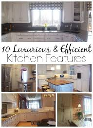 efficiency kitchen design kitchen concepts 10 luxurious and efficient kitchen features