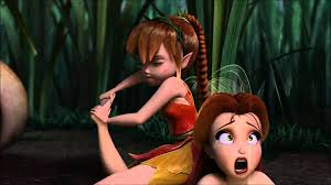 scenes tinker bell fairy rescue movie