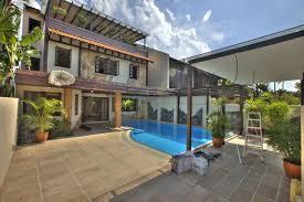 sunset way 3 storey semi d house with pool shinoken u0026 hecks