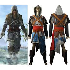 edward kenway costume assassin s creed 4 black flag edward kenway costume