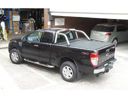 Ford Ranger Truck Top - roll n lock ford extra cab px ranger p5