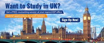 study in the uk with idp education idp education india