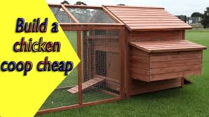 how to build chicken pen chicken coop designs and plans youtube