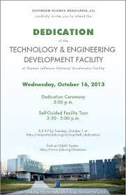 lab community invited to oct 16 dedication of technology