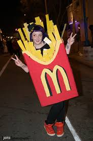 French Fry Halloween Costume Campus Team Weighs U0027re Halloween