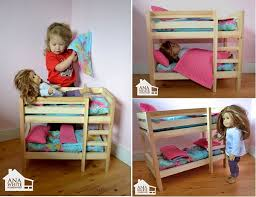 Doll Bunk Beds Plans Diy Doll Bunk Beds Home Design Garden Architecture Magazine