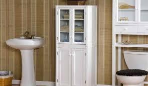 Dark Wood Bathroom Storage by Cabinet Rustic Bathroom Decor Bathtub And Furniture