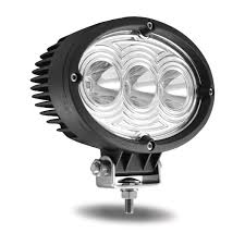 420 lumen led work light 6 high powered led work l spot beam 2700 lumens oval work