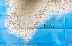 Map Of Hawaii Big Island Hawaii Road Map Usa 12 Reise Know How U2013 Mapscompany