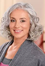 cute short haircuts for grey hair u2013 hairstyles for short hair