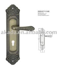 French Door Latch Options - exterior french door hardware 1 exterior french doors with transom