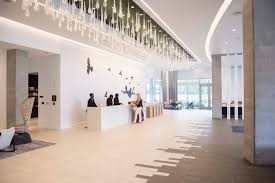 Modern Lobby by A Renaissance For Hotel Design Thou Swell