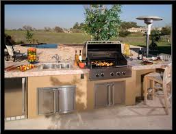 kitchen backyard barbecue design ideas intended for charming