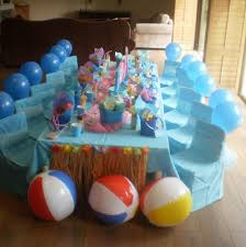 Party Table Decorations by Decor Fresh Beach Party Table Decorations Cool Home Design