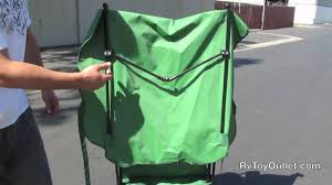 Sports Chair With Umbrella Rvtoyoutlet Com How To Assemble Your Folding Canopy Chair Youtube