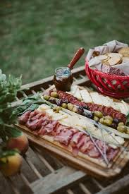 Backyard Picnic Ideas How To Make A Cheese Plate With Supermarket Ingredients