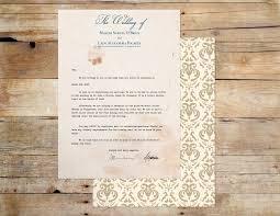 vintage wedding stationery by little ivory ireland uk
