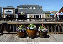 Pier One Planters by Wooden Planters Stock Photos U0026 Wooden Planters Stock Images Alamy