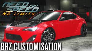 custom subaru brz wallpaper need for speed no limits subaru brz customisation android ios