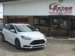 2013 ford focus st upgrades got a 2013 2016 focus st 2 0l eb 5 tuning