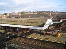 St Denys railway station