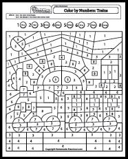 free preschool math worksheets teach counting