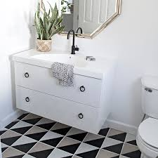 Ikea Godmorgon Vanity Master Bathroom Updates Cuckoo4design