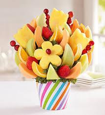 fruit edibles edible fruit arrangement make their day bouquet delicious edibles