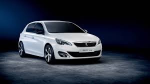 peugeot small car peugeot 308 gt line try the sporty family car by peugeot