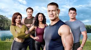 How Much Can John Cena Bench Press Wwe U0027s John Cena Returns To Tv For Season 2 Of U0027american Grit