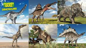 what dinosaur are you