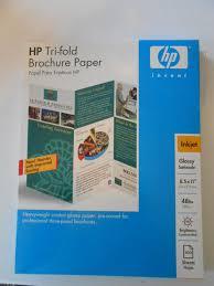 brochure templates hp hp tri fold brochure template sle tri fold brochure templates hp