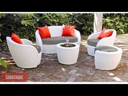 design modern plastic outdoor furniture youtube