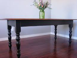 dining room table black black farmhouse table ideas u2014 farmhouses u0026 fireplacesfarmhouses