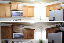 how to remove polyurethane from kitchen cabinets how to refinish wood cabinets the easy way remodeled