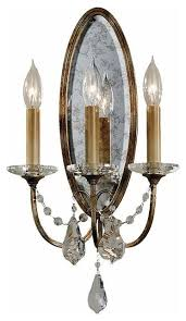 Murray Feiss Wall Sconce Murray Feiss Wb1543 Valentina 3 Light Candle Style Wall Sconce