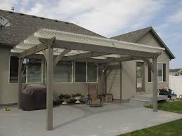 Solid Roof Pergola Kits by Plan For An Easy 16 U0027 X 20 U0027 Diy Solid Wood Pergola Or Pavilion