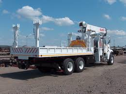 1838 18 ton boom truck crane elliott equipment company