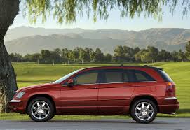 2008 chrysler pacifica information and photos momentcar