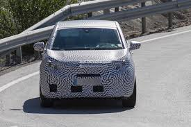 peugeot current models peugeot 3008 replacement caught in the first spy shots of the