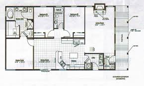 single storey bungalow floor plan one story bungalow house plans collection architectural home no