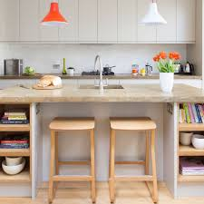 kitchen island with stools both sides stools chairs seat and kitchen island ideas ideal home stools for kitchen island uk 2