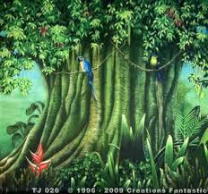 jungle backdrop tj 026 tropical jungle 10